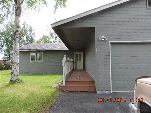 Live, Work, Play, 3 Bedroom, 1.5 : Kenai : Kenai Peninsula Borough : Alaska