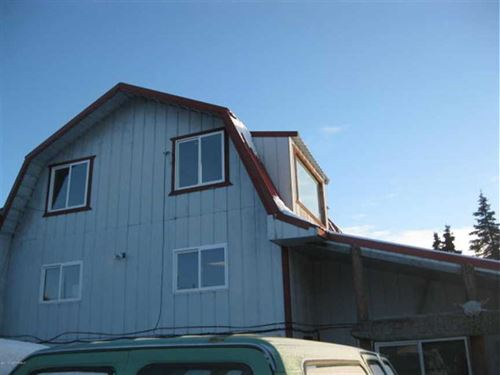 Alaskan Views of The Grand Cook In : Kasilof : Kenai Peninsula Borough : Alaska