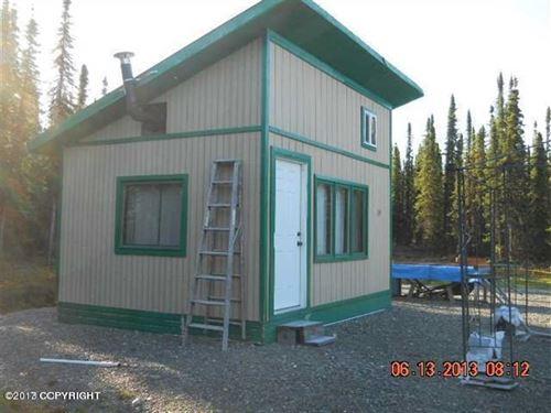 Alaskan Outdoor Fun, This is a Sma : Soldotna : Kenai Peninsula Borough : Alaska