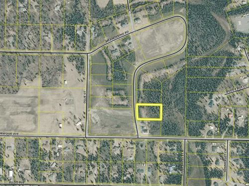 Level 1.5 Acre Lot in Desirable su : Soldotna : Kenai Peninsula Borough : Alaska