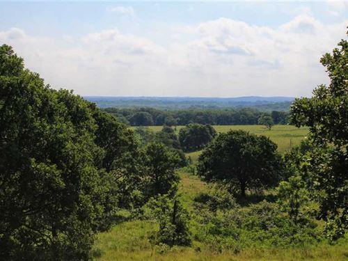 428 Acre Historic Century Ranch Fo : Niotaze : Chautauqua County : Kansas