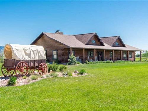 Three Bedroom, Two Bath Home in Co : Cody : Park County : Wyoming