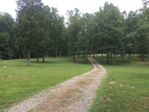 Beautiful 100 Acre Tract in Sought : Chapel Hill : Marshall County : Tennessee