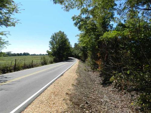 Cloverdale Farm : Cloverdale : Lauderdale County : Alabama