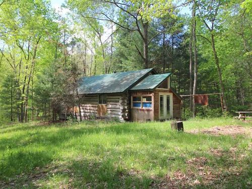 CR 33A - 177 Acres - Meigs County : Shade : Meigs County : Ohio