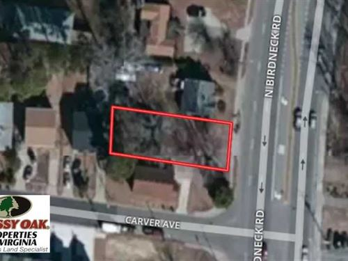 Under Contract,.14 Acre Residen : Virginia Beach : Virginia Beach County : Virginia