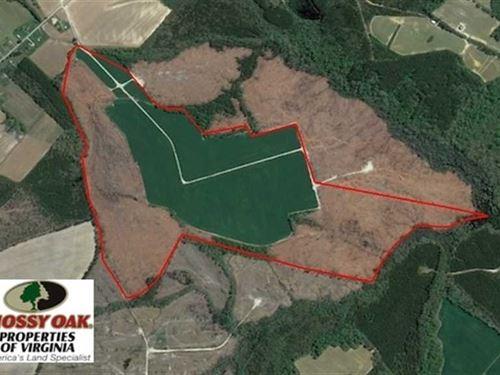 Under Contract, 165 Acres of Farm : Suffolk : Virginia
