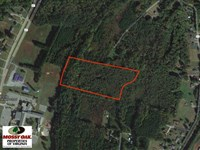 11 Acres of Hunting an Recreationa : Emporia : Greensville County : Virginia