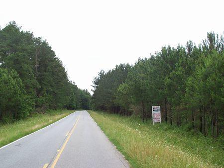 Barron Industrial Land : Grantville : Coweta County : Georgia