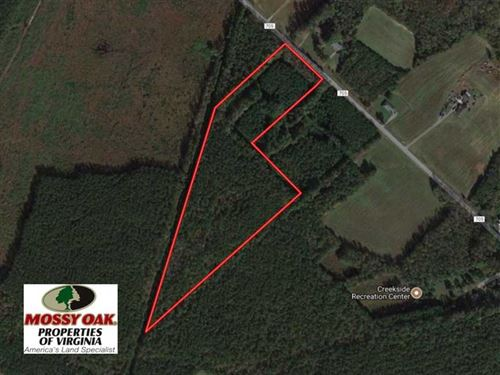 Under Contract, 15 Acres of Hunti : Suffolk : Virginia