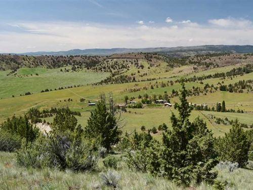 3 Crow Ranch in Spray, OR : Spray : Wheeler County : Oregon