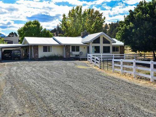Secret Valley Ranch : Mt Vernon : Grant County : Oregon