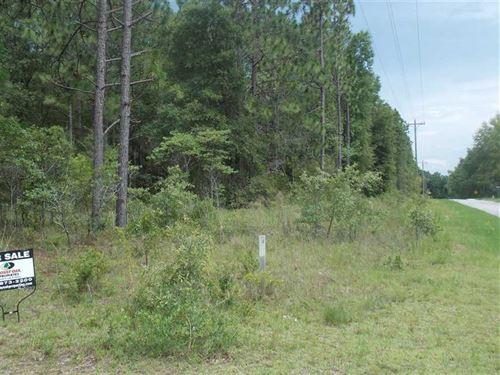 Vacant E US Hwy 90 : Lee : Madison County : Florida