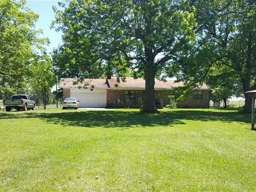 Price Reduced, Country Home With 2 : Marshall : Searcy County : Arkansas