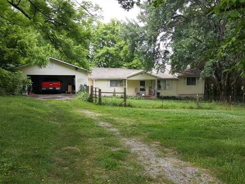 Price Reduced, Large Home With 14 : Marshall : Searcy County : Arkansas