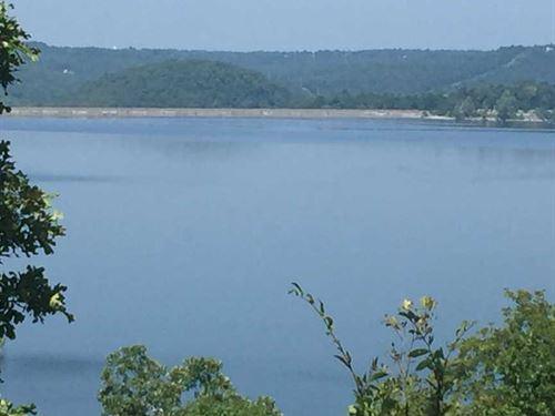 34 Acres Lakefront Property wi : Jordan : Baxter County : Arkansas