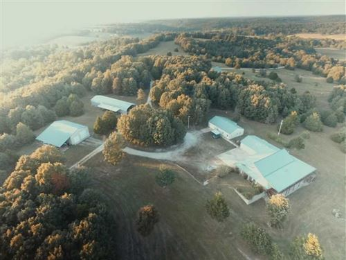 Executive Hideaway Ranch Close to : Edgar Springs : Dent County : Missouri