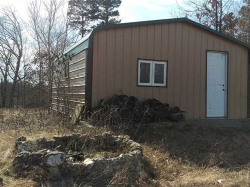 Motivated Private 80 Acre Hunting : Salem : Shannon County : Missouri