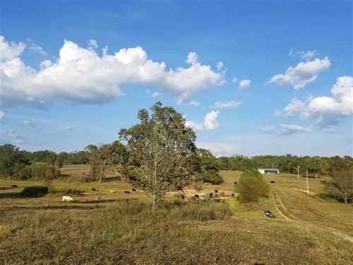 20 Acre Hobby Farm For Sale in How : Willow Springs : Howell County : Missouri