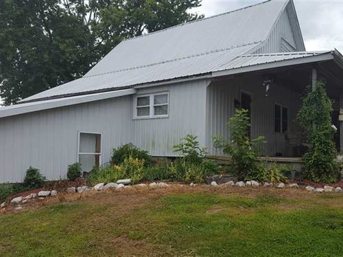 8836 North County Road 600 West, : Worthington : Greene County : Indiana
