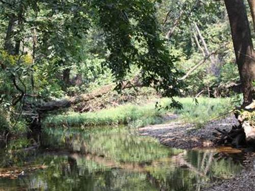 Marmaton River 124 : Bronson : Bourbon County : Kansas