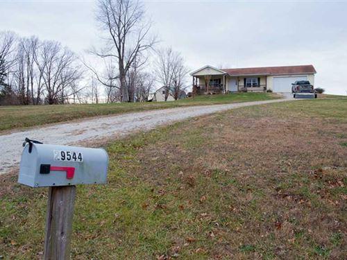 140 Acre Turn Key Cattle Farm : Viburnum : Washington County : Missouri