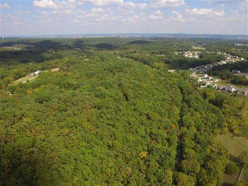 176 Wooded Acres Just 25 Miles Sou : Pevely : Jefferson County : Missouri