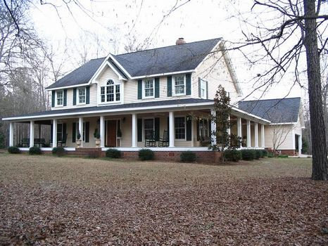 Gorgeous Home w/ 33acres- Must See : Danville : Wilkinson County : Georgia