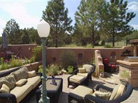 Luxury Home on 3.2 Acres With Hors : Lincoln : Lincoln County : New Mexico