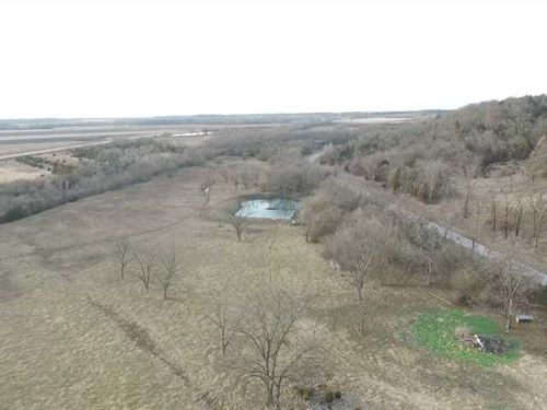 Beautiful 12 Acres For Sale In : Neodesha : Wilson County : Kansas