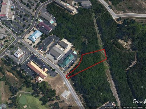2 Acre Commercial Lot in Branson : Branson : Taney County : Missouri