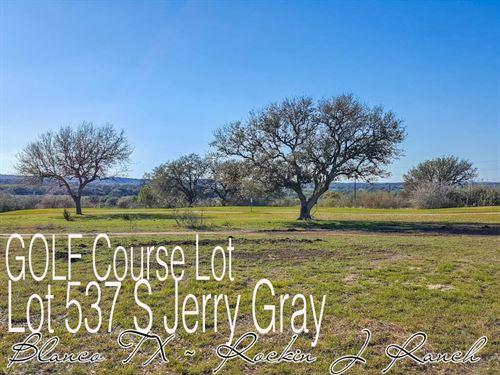 .37 Acres In Blanco County : Blanco : Texas
