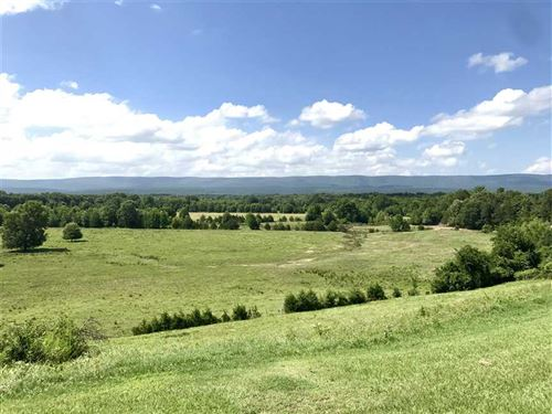 262 Acre Cattle Farm With 2200 : Briggsville : Yell County : Arkansas