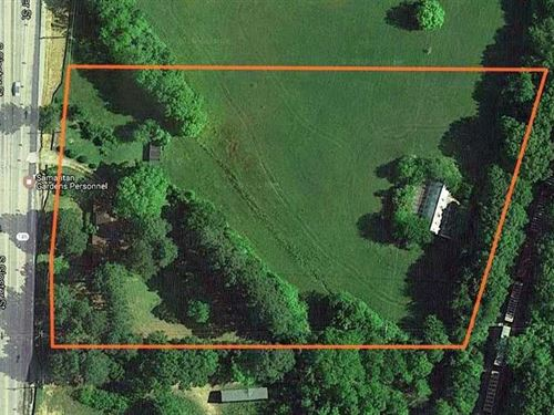 7.8 Acres S. Gloster, Tupelo : Tupelo : Lee County : Mississippi
