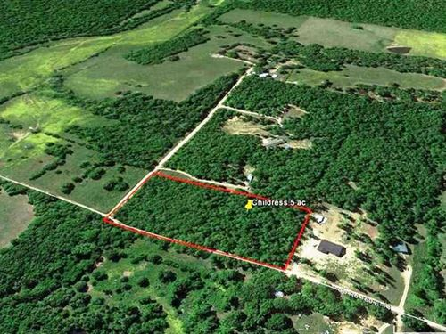 5 Acres For Sale in Ripley County : Fairdealing : Butler County : Missouri