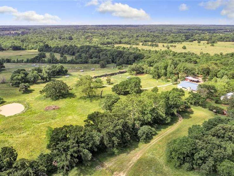Franklin County Game Ranch : Winnsboro : Franklin County : Texas
