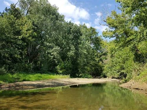 Brush Creek Rd - 5 Acres - Adams : Manchester : Adams County : Ohio