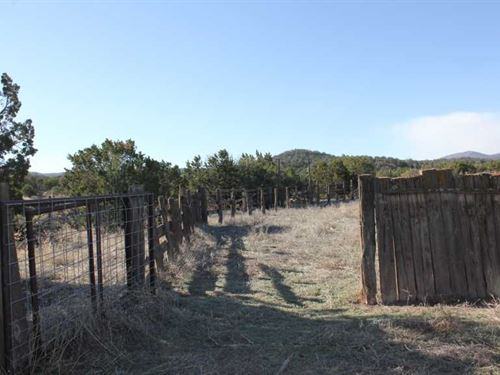 141.429 Acres at Nogal, Tr : Nogal : Lincoln County : New Mexico