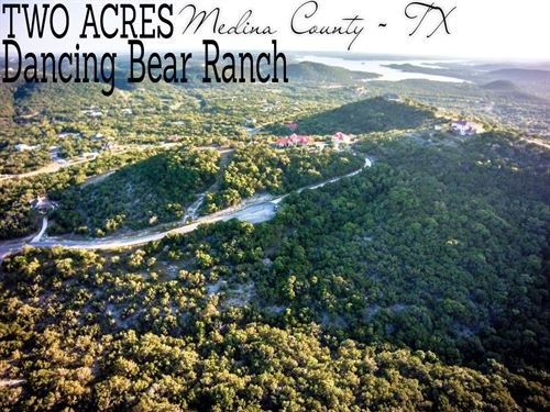 2.03 Acres In Medina County : Mico : Medina County : Texas
