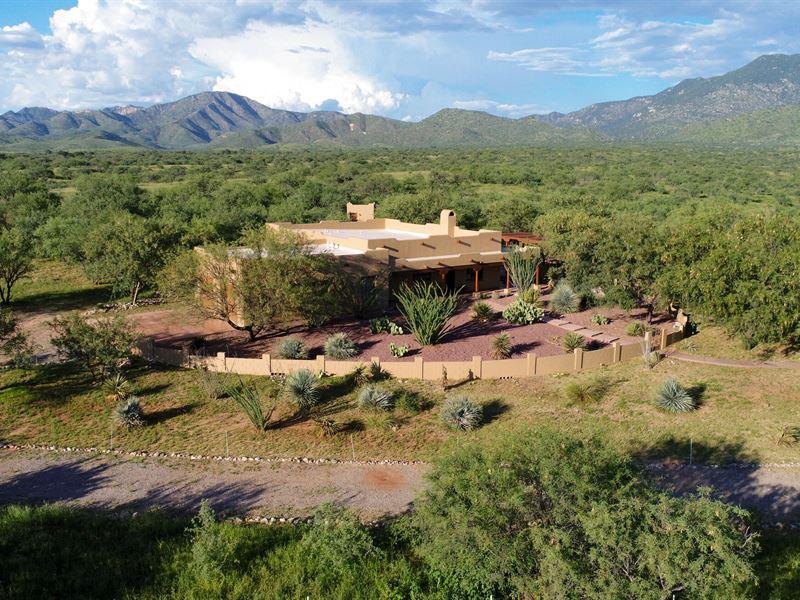 Vermilion Mountain Ranch : Nogales : Santa Cruz County : Arizona