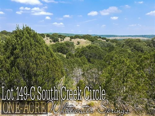 1.02 Acres In Burnet County : Bertram : Burnet County : Texas