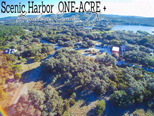 1.12 Acres In Bandera County : Lakehills : Bandera County : Texas