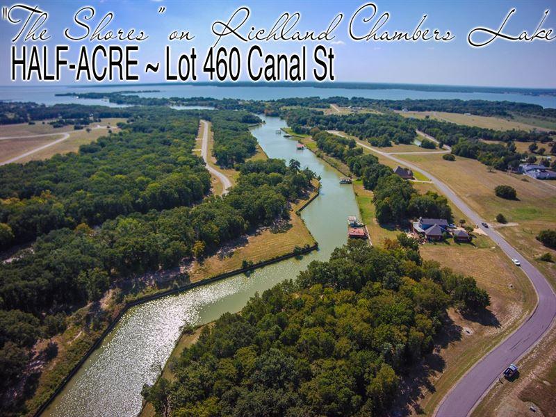 .51 Acres In Navarro County : Corsicana : Navarro County : Texas