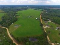 80 Acre Bethlehem Wesleyan Farm : Jesup : Wayne County : Georgia