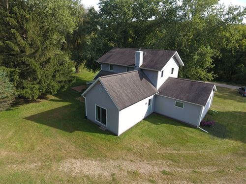 Taylor Hollow Hideaway 160 Acres : Blue River : Richland County : Wisconsin