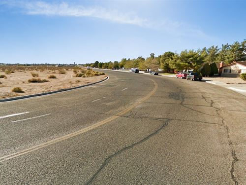 .16 Acres In Ridgecrest, CA : Ridgecrest : Kern County : California