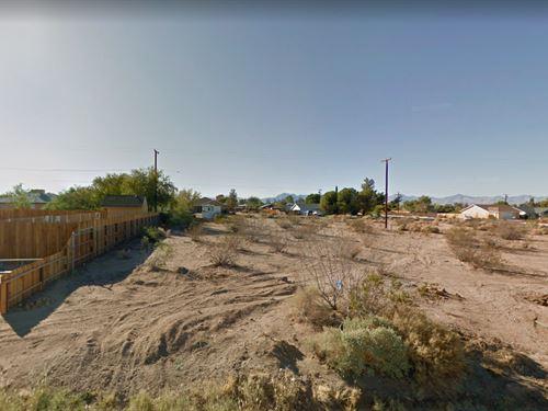 .14 Acres In Ridgecrest, CA : Ridgecrest : Kern County : California