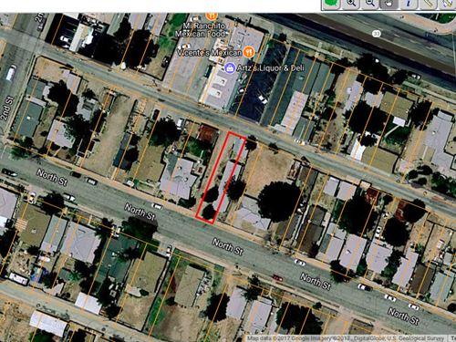 .07 Acres In Taft, CA : Taft : Kern County : California
