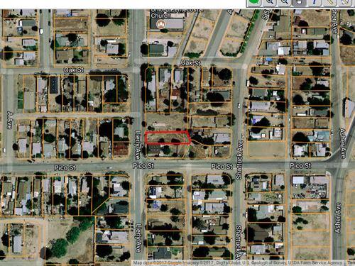 .15 Acres In Taft, CA : Taft : Kern County : California