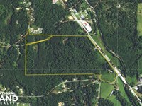 114 Acres US 27 Commercial/Resident : Carrollton : Carroll County : Georgia